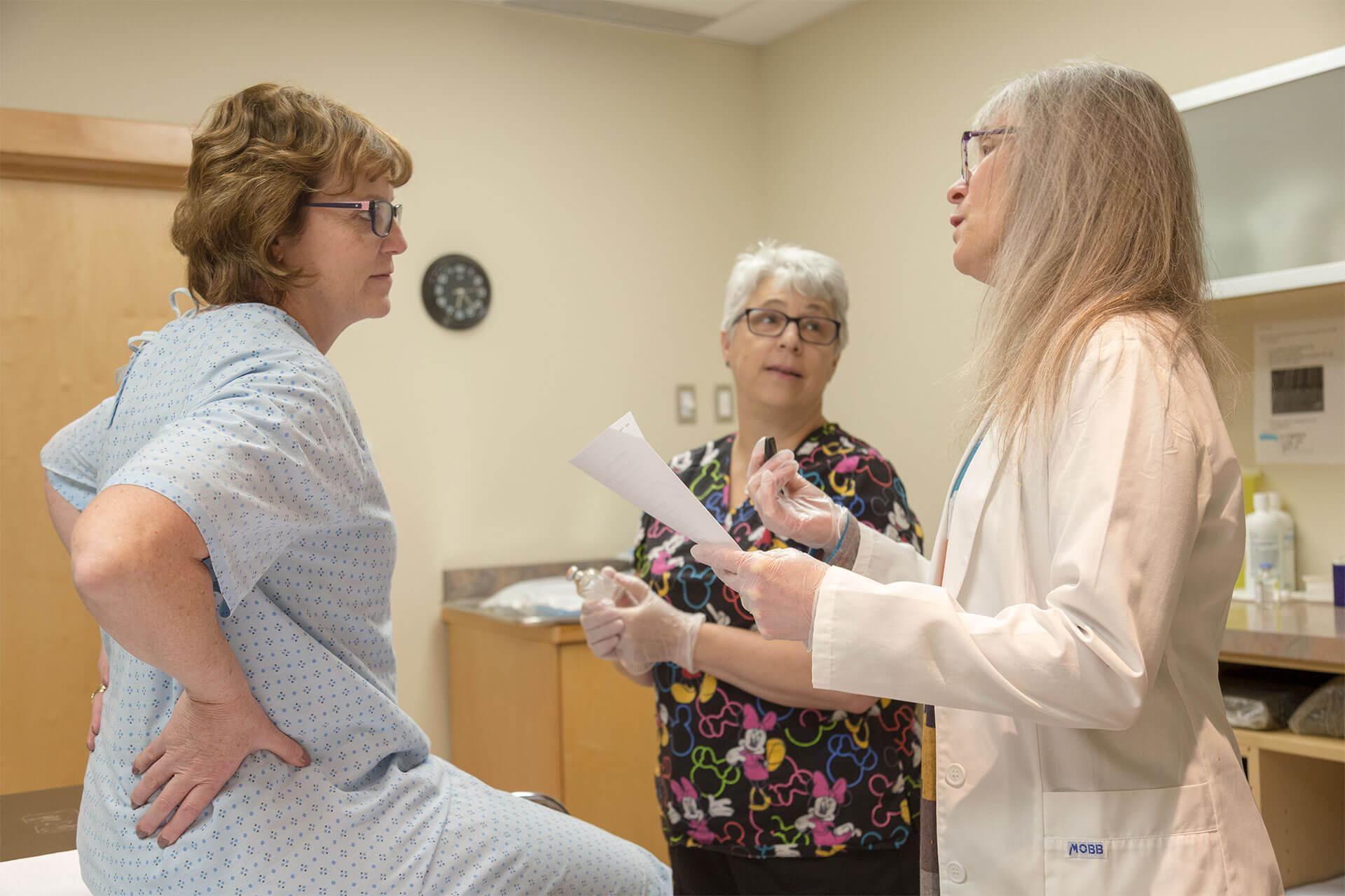 Ultrasound-Guided Biopsy